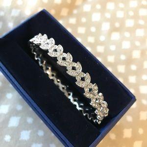 Swarovski butterfly bracelet